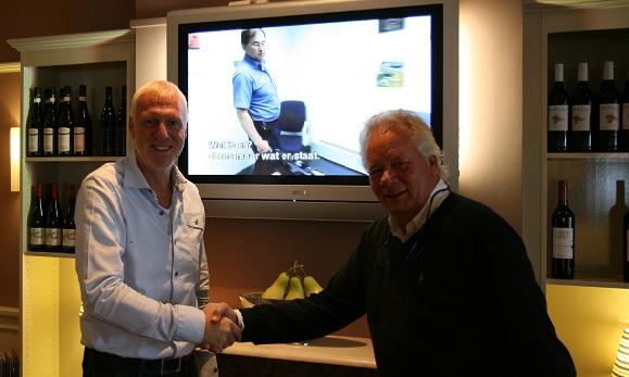 Hogerhuys kiest voor satelliet tv oplossing van Looman Hospitality TV Solutions
